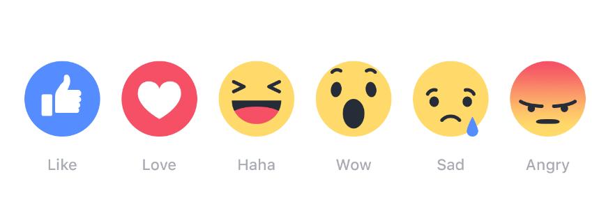FacebookNewEmoExt - Facebook, arrivano nuove reazioni oltre al Like