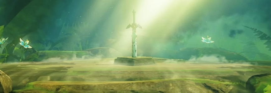 Breath of the wild Master Sword Ext - The Legend of Zelda: Breath of the Wild, come ottenere la Master Sword e la tunica verde