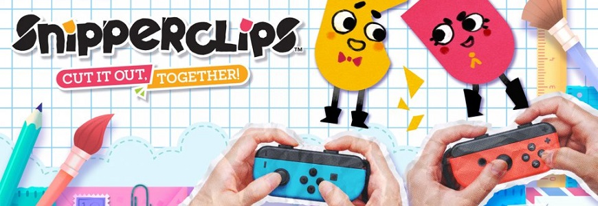 Snipperclips Ext - Recensione Snipperclips