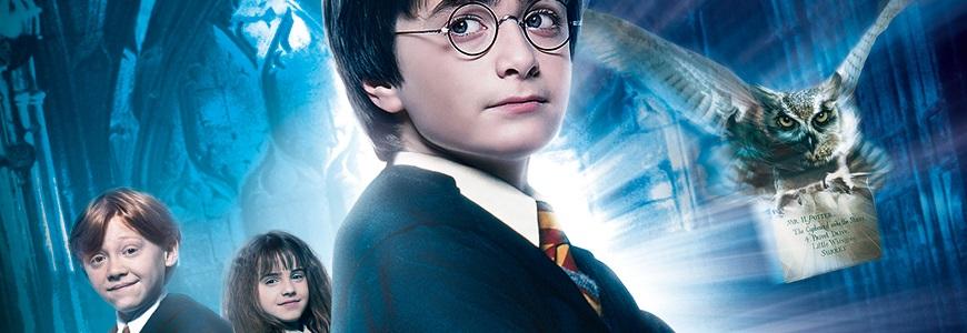 Harry Potter And The Philosophers Stone - Harry Potter e la Pietra Filosofale per la prima volta il cine-concerto a Napoli