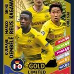 Topps 2 - KONAMI sigla una partnership UEFA Champions League con Topps Trading Cards