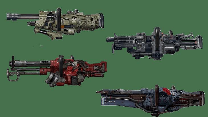 Armi pesanti - Wolfenstein II: The New Colossus, nuova galleria di immagini dedicata alle armi
