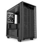 H400i Matte Black FrontFilter - NZXT presenta la nuova Serie H dei suoi case per PC