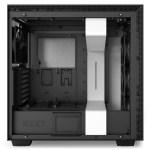 H700i Matte White Side no Glass - NZXT presenta la nuova Serie H dei suoi case per PC