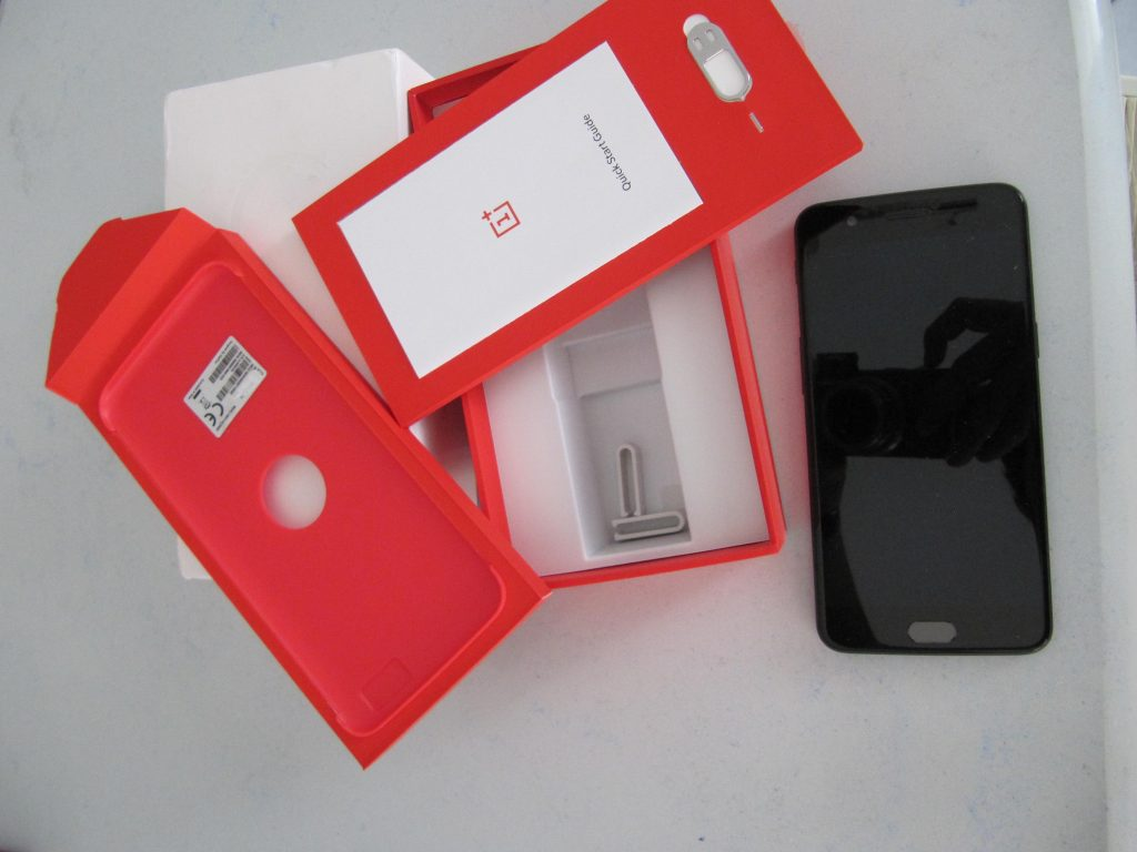 IMG 3023 1024x768 - Recensione OnePlus 5 A5000