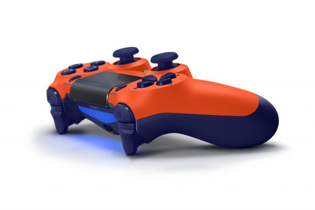 Sunset Orange 2 1024x683 - In arrivo la nuova colorazione Sunset Orange per il DualShock 4