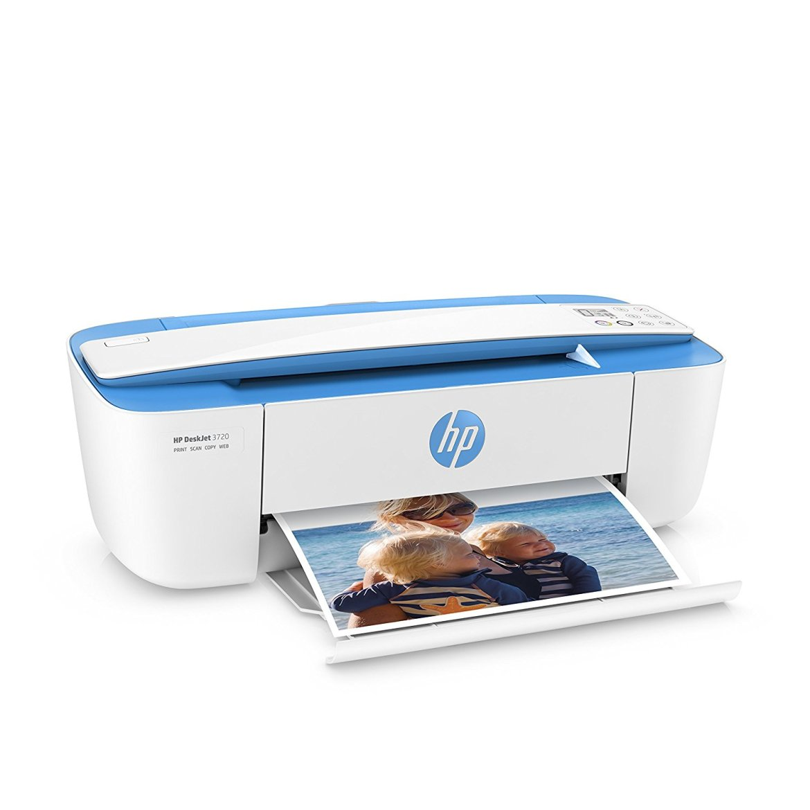 81qGA lM2aL. SL1500  - Recensione HP DeskJet All in One 3720