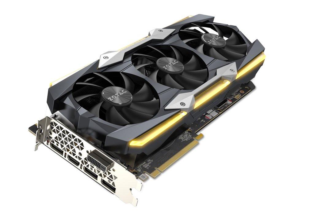 zt p10810c 10p image5 - ZOTAC GeForce GTX 1080 Ti AMP! Extreme, recensione, analisi termica e guida all'overclock con sostituzione dei thermal pads
