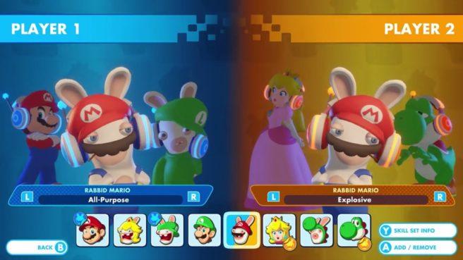 Mario Rabbids Kingdom Battle - Mario + Rabbids Kingdom Battle, in arrivo la modalità Versus