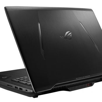 ROG GL702VI Product Photo 07 350x350 - ASUS Republic of Gamers presenta il nuovo notebook Strix GL702VI