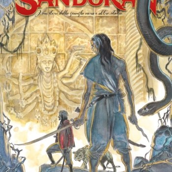 Sandokan Vol.2 350x350 - Star Comics, a febbraio arriva il secondo volume di Sandokan