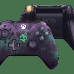 Xbox One Controller - Sea of Thieves, annunciati una serie di accessori per Xbox One a tema pirata