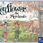 Keyflower the merchants - Red Glove, tutte le novità a Play! 2018