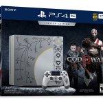 PS4 Pro GOW - Sony, ecco la PS4 Pro a tema God of War