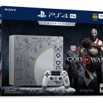 PS4 Pro GOW - Sony, ecco la PS4 Pro a tema God of War