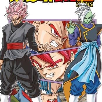 Dragon Ball Super 350x350 - Star Comics, manca pochissimo all'uscita di Dragon Ball Super n.4