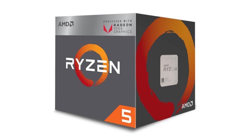 ryzen52400g - Recensione Ryzen 5 2400G