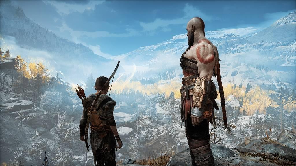 Guida God of War PS4: armature, statistiche e come ottenere il Set della Nebbia