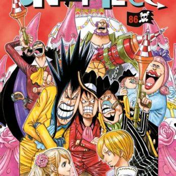 ONE PIECE n.86 350x350 - Star Comics, ONE PIECE n.86 di Eiichiro Oda è disponibile da oggi