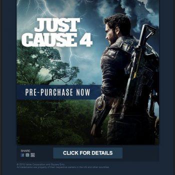 Just Cause 4 Leak 350x350 - Just Cause 4, un leak avrebbe rivelato l'esistenza del gioco