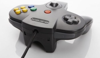 nintendo 64 joypad - Back 2 The Past: oggi parliamo del Nintendo 64