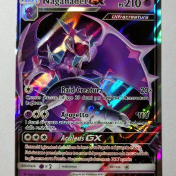 NaganadelGX 350x350 - Recensione GCC Pokémon Sole e Luna – Apocalisse di Luce