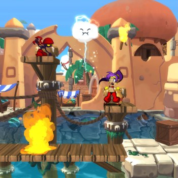 PREVIEW SCREENSHOT10 504241 350x350 - Shantae: Half-genie Hero, la nostra recensione
