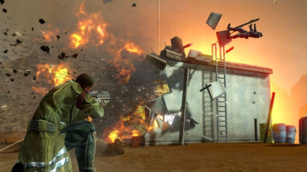 Red Faction Guerrilla Re Mars Tered Edition 2 1024x576 - Red Faction Guerrilla Re-Mars-Tered Edition, la nosta recensione