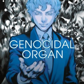 GENOCIDAL ORGAN 350x350 - Star Comics, GENOCIDAL ORGAN n. 3 sarà disponibile dal 14 agosto