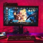Gamers can experience ROG Phone in desktop mode at Gamescom 2018 - Gamescom 2018, Asus presenta le nuove schede grafiche NVIDIA RTX e tanti nuovi prodotti dedicati al gaming
