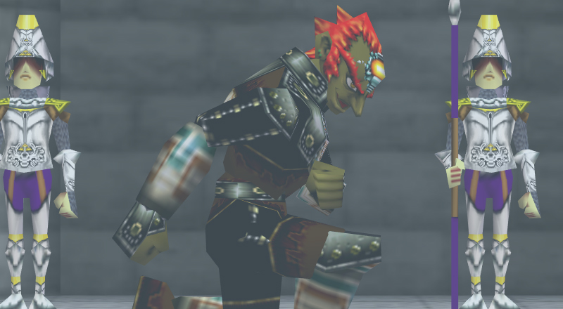 ganondorf zelda - Back 2 The Past: parliamo di The Legend of Zelda: Ocarina of Time
