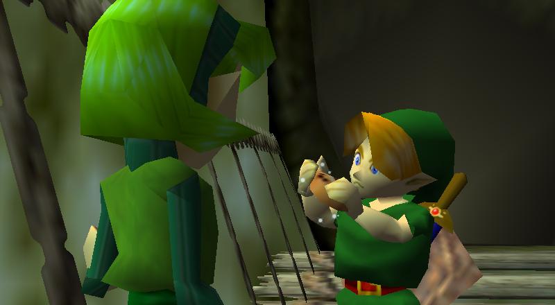 link ocarina zelda - Back 2 The Past: parliamo di The Legend of Zelda: Ocarina of Time