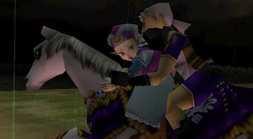 zelda impa - Back 2 The Past: parliamo di The Legend of Zelda: Ocarina of Time