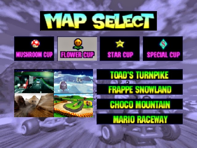 mario kart 64 flower cup - Back 2 The Past - Scaldate i motori, oggi tocca a Mario Kart 64