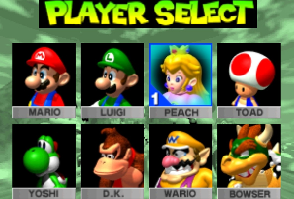 mario kart 64 player - Back 2 The Past - Scaldate i motori, oggi tocca a Mario Kart 64