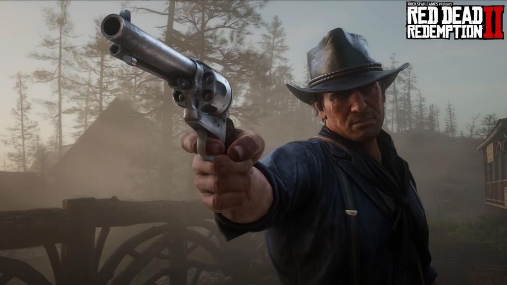red dead redemption 2 pistola - Red Dead Redemption 2, 8 consigli per sopravvivere nel Selvaggio West