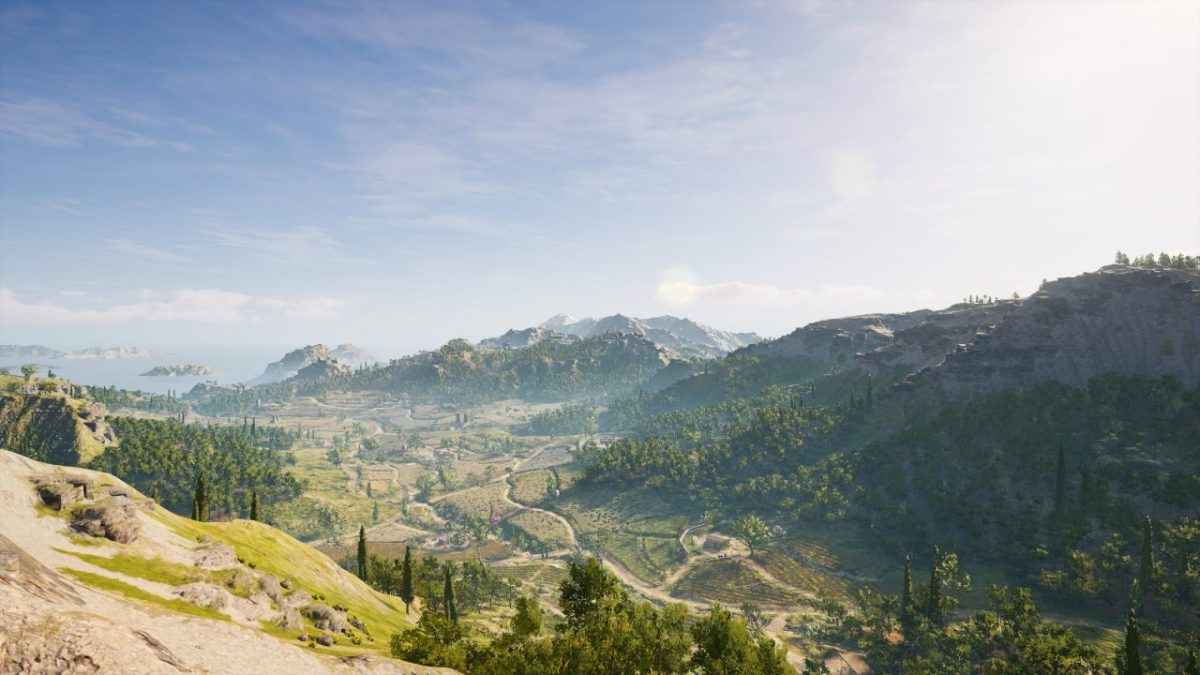 Assassin's Creed Odyssey, la Setta di Cosmos