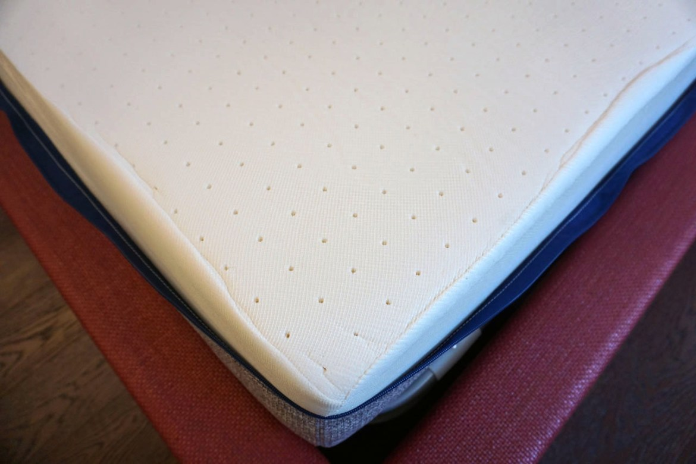 DSC03011 - Recensione materasso e cuscino Tediber