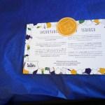 DSC03017 - Recensione materasso e cuscino Tediber