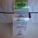 DSC03022 - Recensione materasso e cuscino Tediber
