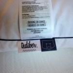 DSC03023 - Recensione materasso e cuscino Tediber