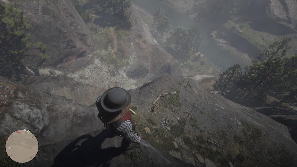Osso Dinosauro 15 - Red Dead Redemption 2, dove trovare tutte le ossa di dinosauro