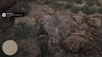 Osso Dinosauro 23 Luogo - Red Dead Redemption 2, dove trovare tutte le ossa di dinosauro