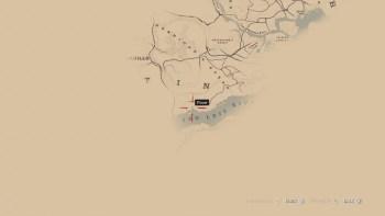 Osso Dinosauro 24 - Red Dead Redemption 2, dove trovare tutte le ossa di dinosauro