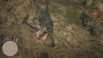 Osso Dinosauro 27 Luogo - Red Dead Redemption 2, dove trovare tutte le ossa di dinosauro