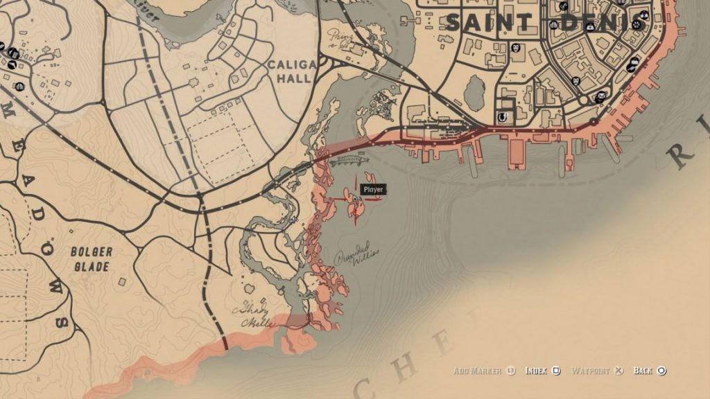 Red Dead Redemption 2 pirate sword location 1152x648 1024x576 - Red Dead Redemption 2: le migliori armi e dove trovare tutte le armi uniche e rare