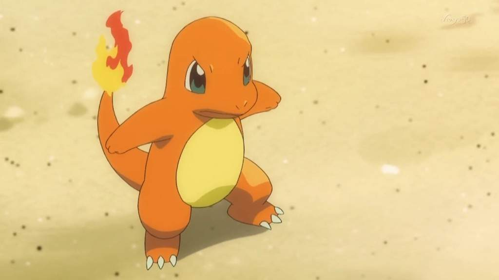 charmander pokemon lets go  1024x576 - Pokemon Let's Go come trovare Charmander, Bulbasaur e Squirtle