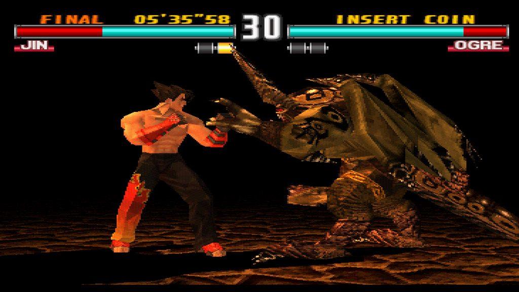 tekken 3 jin vs true ogre 1024x576 - Back 2 The Past - Tekken 3