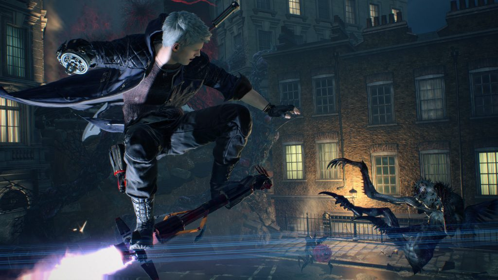devil may cry 5 braccia 1024x576 - Devil May Cry 5 - 10 Trucchi + 1 per diventare perfetti cacciatori di demoni