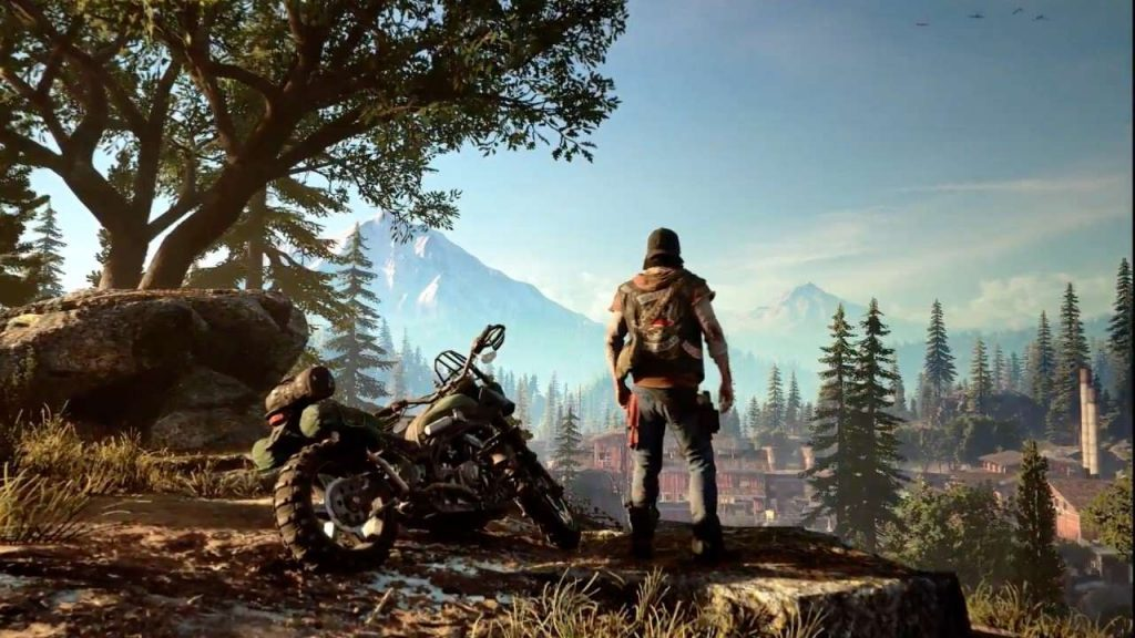 days gone bike 1024x576 1024x576 - Days Gone: Trucchi per sopravvivere all'orda